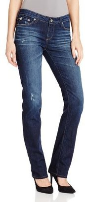 Big Star Women's Kate Midrise Straight Jean