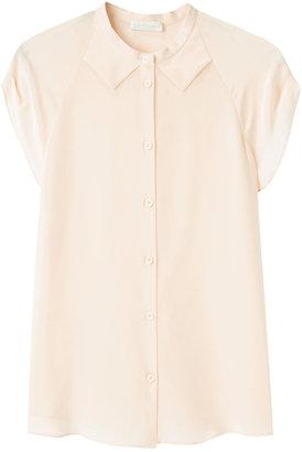Cacharel Washed Silk Shirt