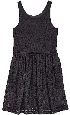 JCPenney Girlyfied® Lace Skater Dress - Girls 6-16