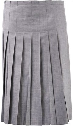 No.21 pleat skirt
