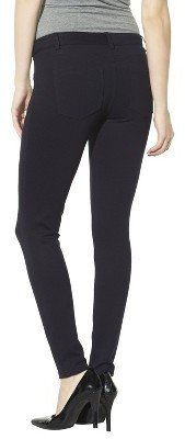Mossimo Womens Five Pocket Ponte Pant - Assorted Colors
