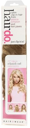 Hairdo. by Jessica Simpson & Ken Paves 22 Clip-in Extension Relaxed Curl (Honey Ginger) - Accessories