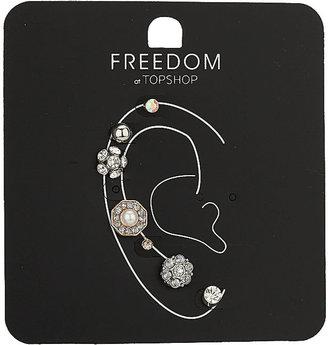 Topshop Sparkle stud earring pack