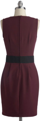 Fall Buttoned Up Dress