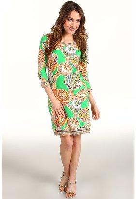 Trina Turk Indio 2 Dress (Multi) - Apparel