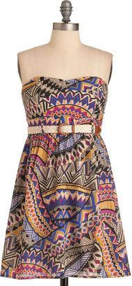 Busy Traveler Dress