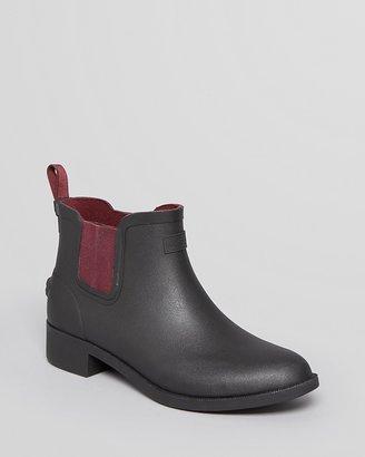 Hunter Chelsea Rain Boots - Belsize Hayden Short Flat