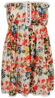 Forever 21 Faith21 Springtime Blossom Sundress