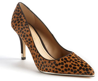 Lord & Taylor Morrisette Leather Pumps
