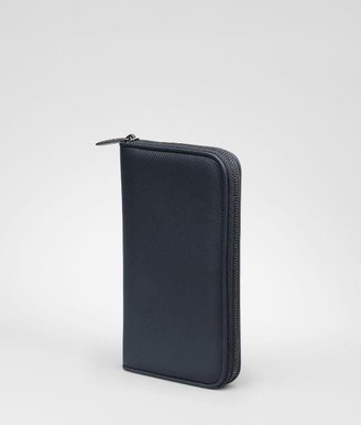 Bottega Veneta Prusse micropolo zip around wallet