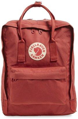 Fjallraven Kanken Water Resistant Backpack