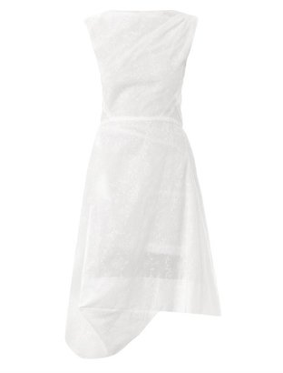 VIVIENNE WESTWOOD ANGLOMANIA Aztek sleeveless day dress