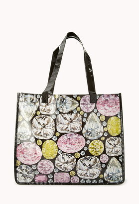 Forever 21 Fancy Shopper Tote