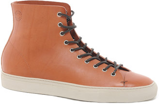 Buttero Leather Hi-Tops