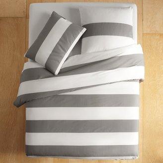 west elm Stripe Duvet Cover + Shams
