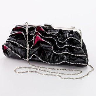Candie's® Zipper Clutch