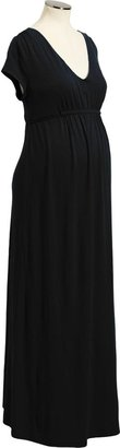 Old Navy Maternity Tie-Front Maxi Dresses