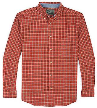 Woolrich Halifax Long-Sleeve Woven Shirt