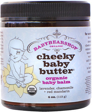 Babybearshop 'Cheeky Baby Butter' Organic Baby Balm