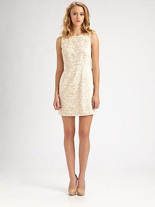 Ali Ro Lace Panel Dress