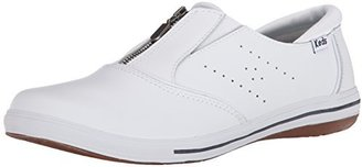 Keds Women's Pacey Zip-Up Leather Sneaker $27.17 thestylecure.com