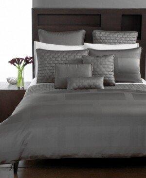 Hotel Collection Frame King Comforter Bedding