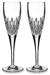 Monique Lhuillier Waterford® Arianne 6-Ounce Flutes - Set of 2