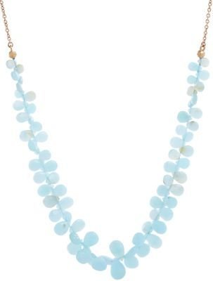 Blue Fire Linda Lee Johnson Opal Tears of the Clouds Necklace