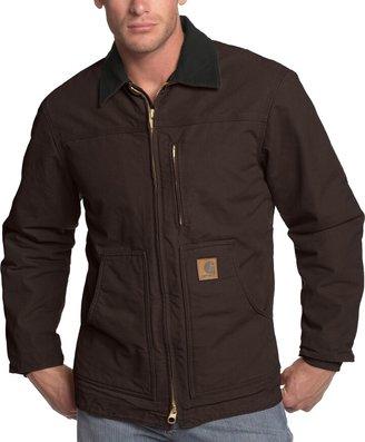Carhartt Men's Ridge Coat Sherpa Lined Sandstone