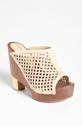 Pollini Wedge Sandal