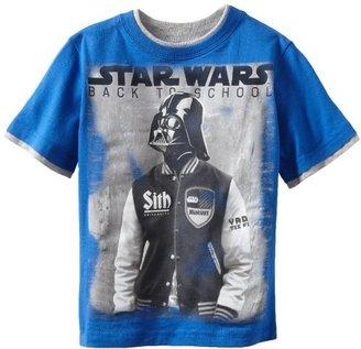 Star Wars Boys 2-7 Sith Short Sleeve Tee