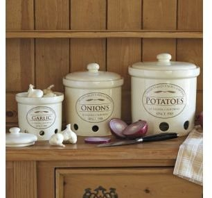 Chefs Fresh Valley Canisters