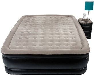 The Sharper Image deluxe air bed - queen