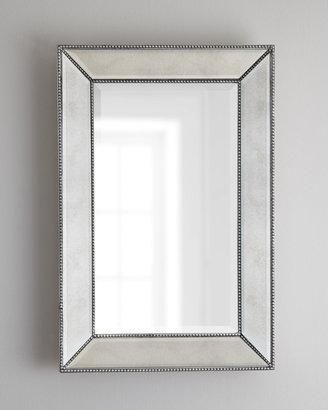 Beaded Wall Mirror 26W