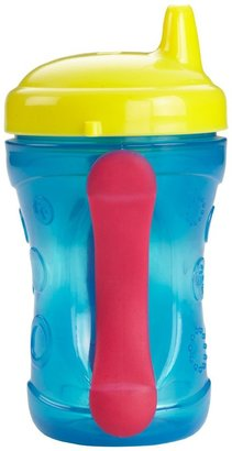Fisher-Price Two-Grip Travel Hard Spout Sippy Cup - Blue/Yellow - 8 oz