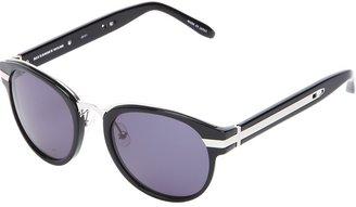 Alexander Wang round frame sunglasses