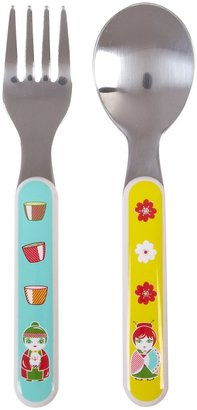 SugarBooger by O.R.E. Silverware Set - Sweet & Sour