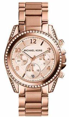 Michael Kors Women's Blair -Tone Watch MK5263