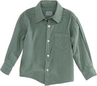 Hartford Twill Point Collar Shirt