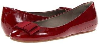 Ecco Owando Slip On (Brick Patent Leather) - Footwear