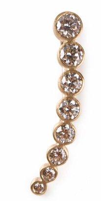 Sophie Bille Brahe 18kt yellow gold 'Croissant de Lune' ear cuff