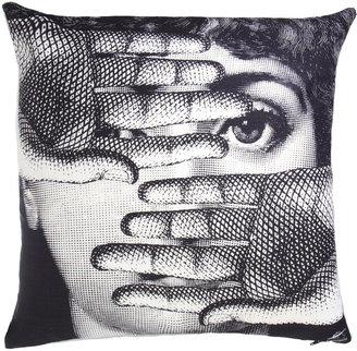 Fornasetti L'Abbaglio Pillow