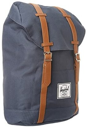 Herschel Retreat (Black) Backpack Bags