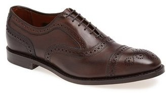 Men's Allen Edmonds 'Strand' Cap Toe Oxford $395 thestylecure.com