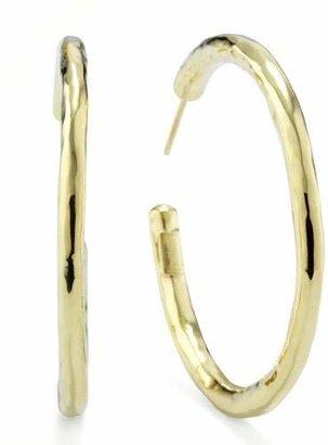 Ippolita Glamazon 18k Gold 3 Hoop Earrings $1,295 thestylecure.com