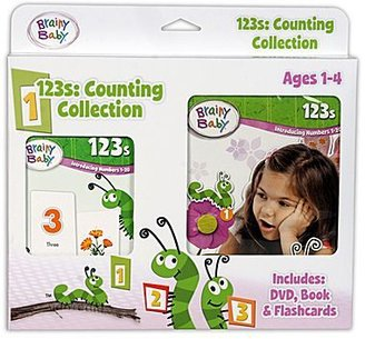 Brainy Baby 123s Counting Collection