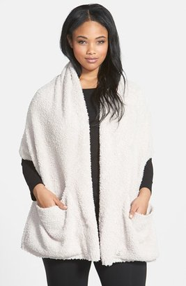 Barefoot Dreams ® CozyChic ® Travel Shawl $105 thestylecure.com