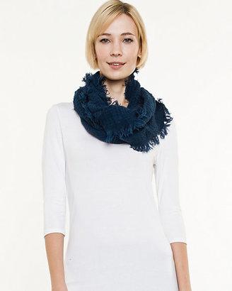 Le Château Knit Infinity Scarf