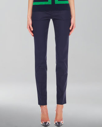 Michael Kors Slim Cropped Pants