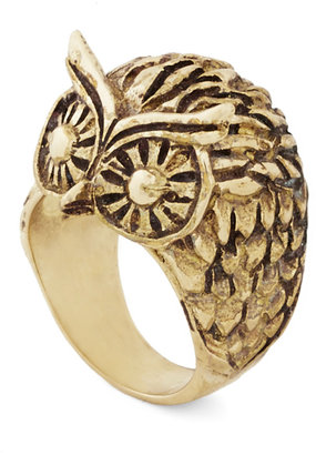 Commanding Attention Ring